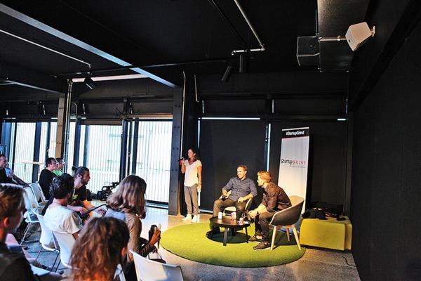 Startup Grind meeting
