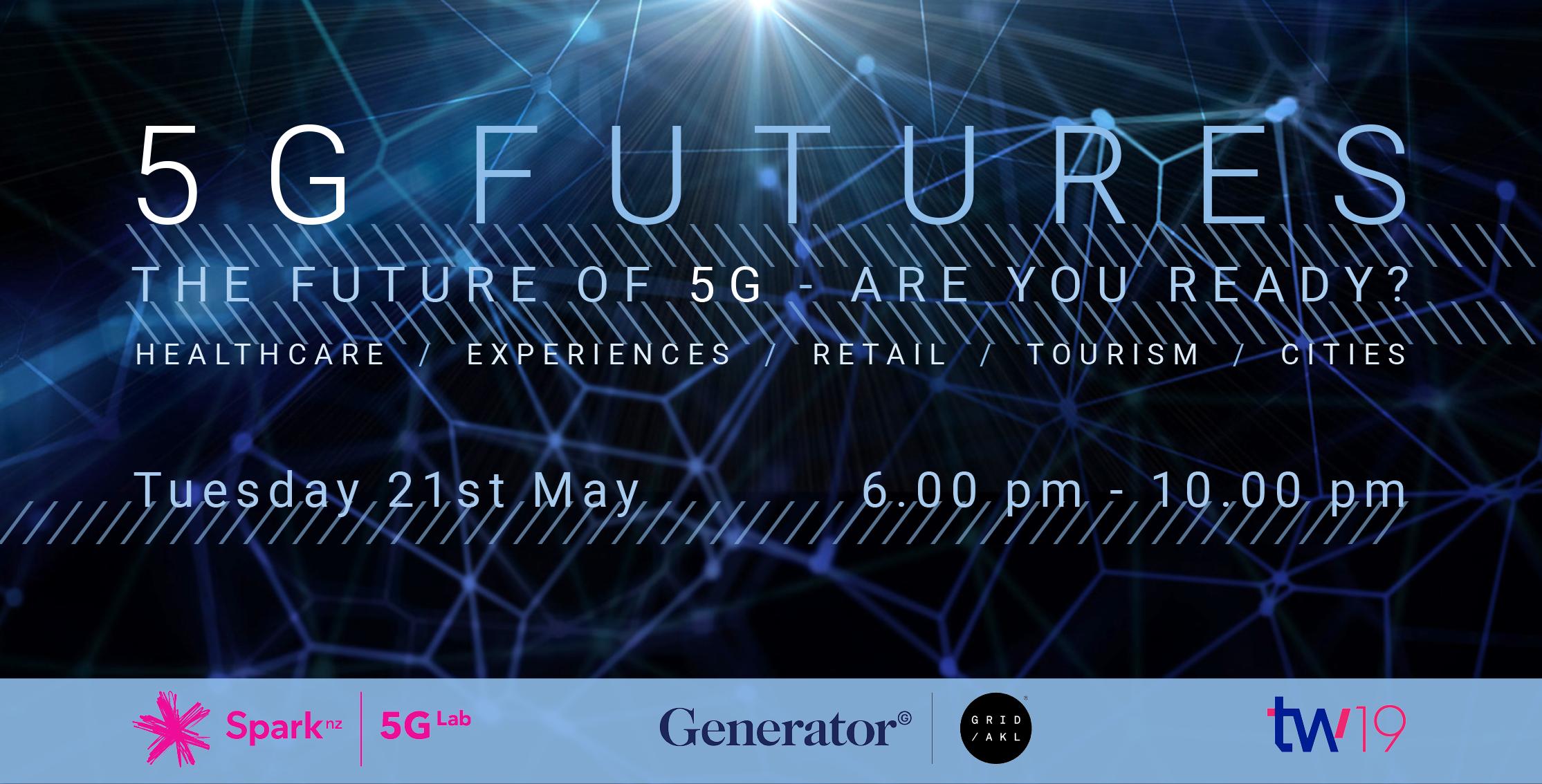 5G Futures Header