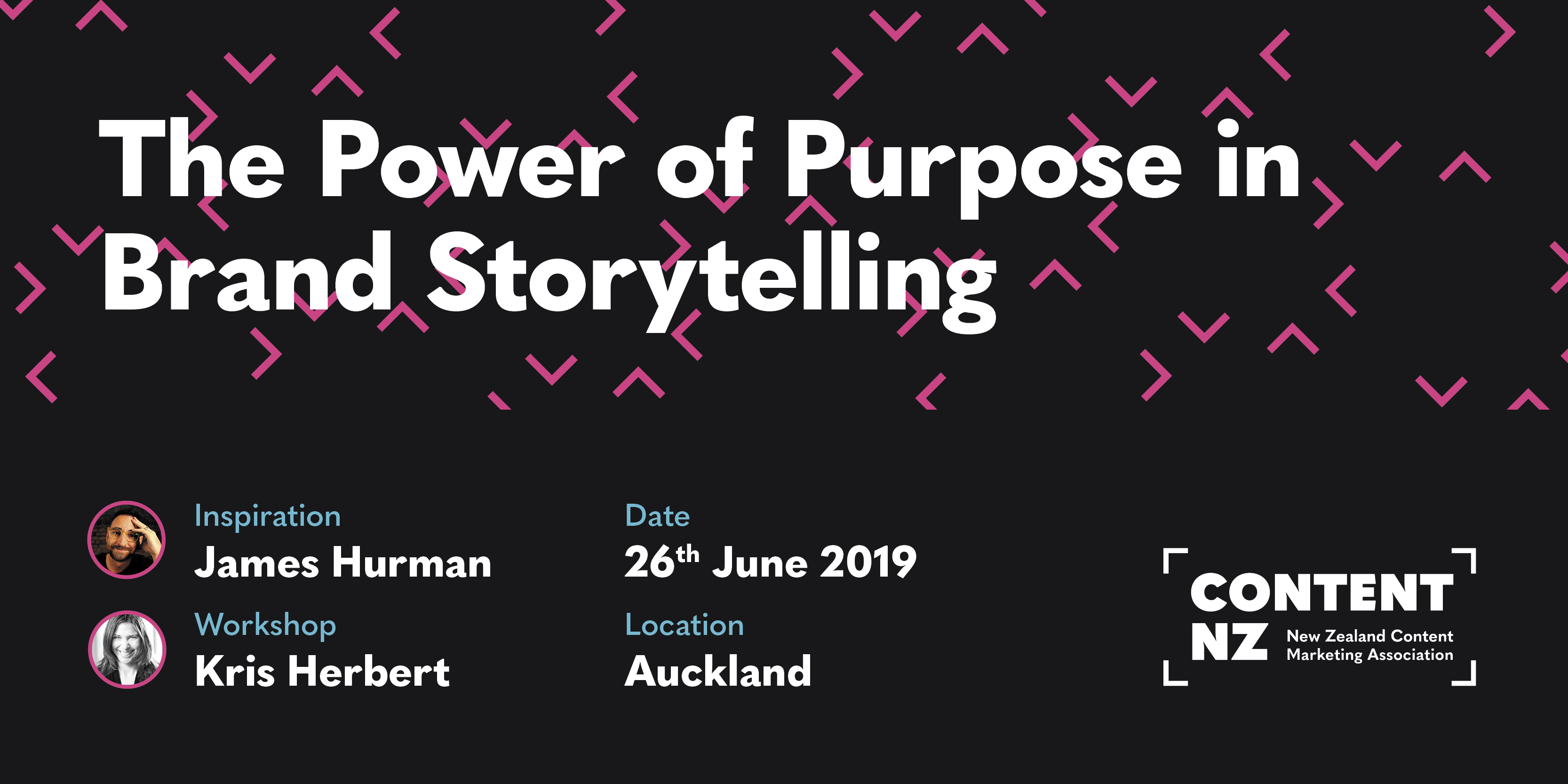 Content Mastery Part 1: Purpose and Storytelling with James Hurman - GridAKL