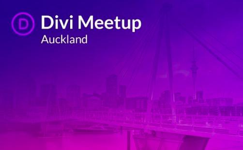 Divi Auckland Meetup